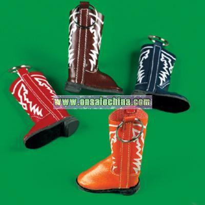 Cowboy Boot Key Chains