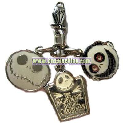 Nightmare Keychain