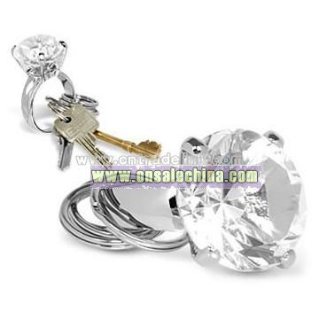 Diamond Key Chain