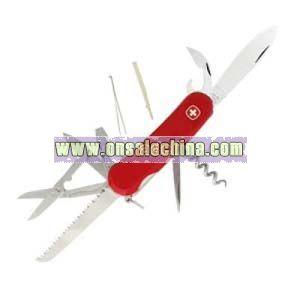 Printed Swiss Army Knife