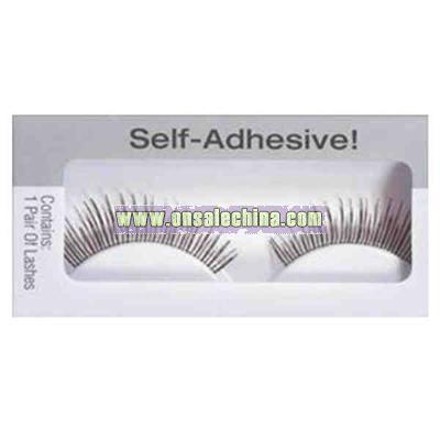 Self-adhesive false eyelashes