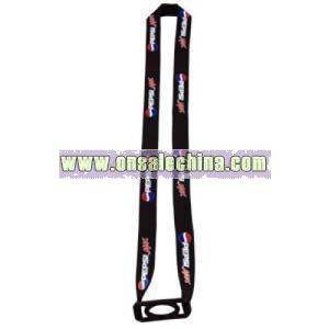 Lanyard With Bottle Holder