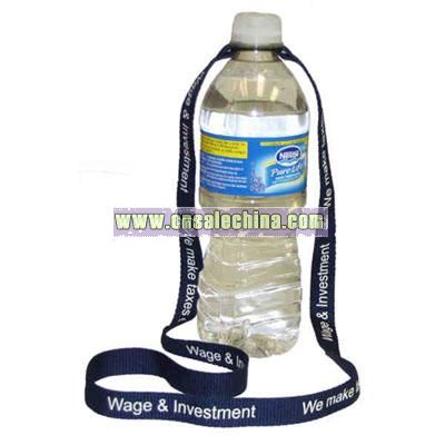 Lanyard for water bottle
