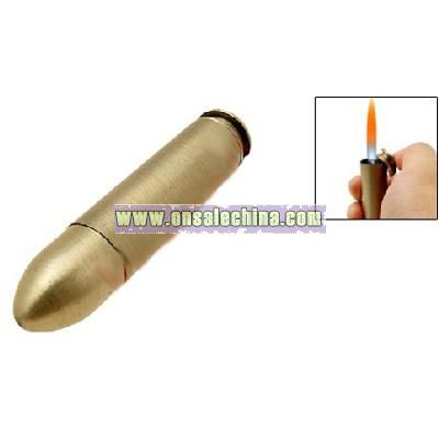 Bullet Shape Refillable Lighter
