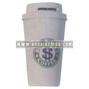Take out coffee cup style lighter
