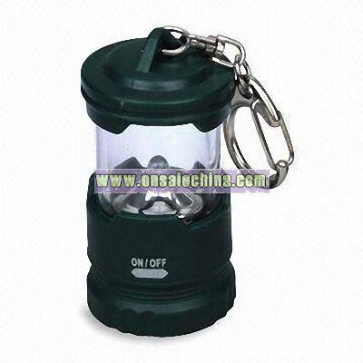Outdoor Lantern with Keychain