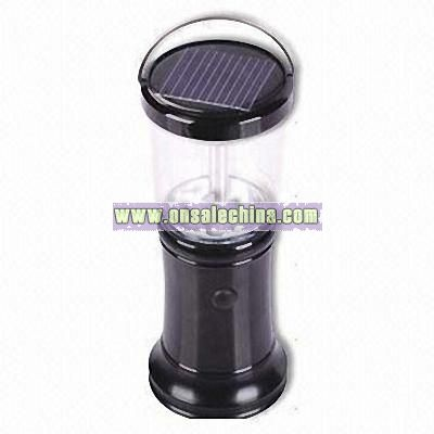 Rechargeable Outdoor Lamps