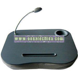 Lap Desk with Lamp