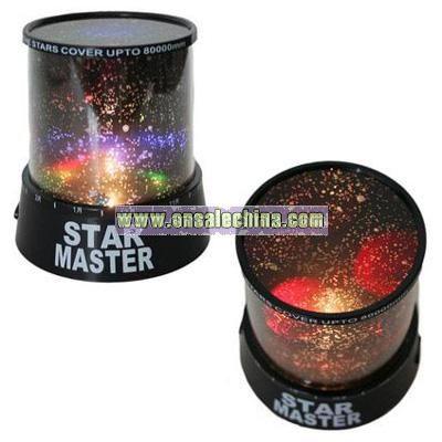 Wall Starlight Projector