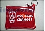 Mini Coin Pouch With Key Chain