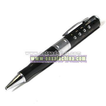 MP3 Recorder Pen with FM Radio