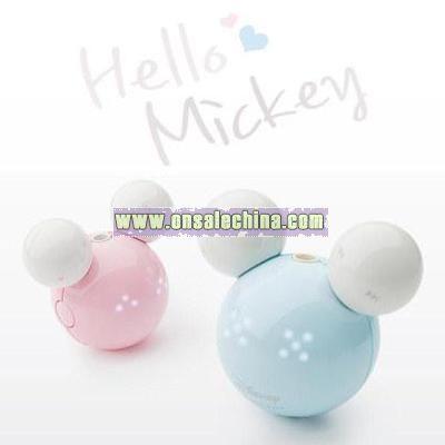 Mickey MP3 with Eye Light