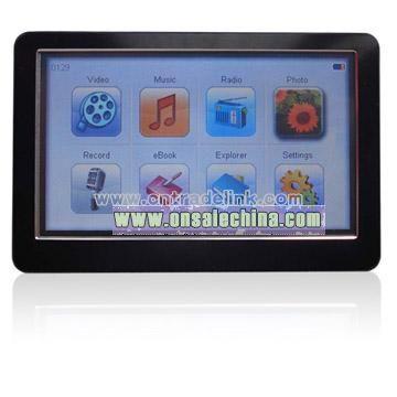 4.3 inch digital mp5 player