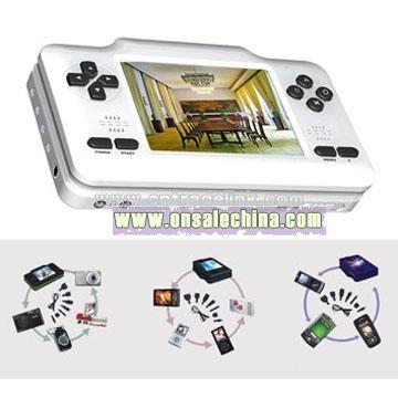 Solar MP4 Player
