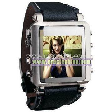 MP3 Player Watch