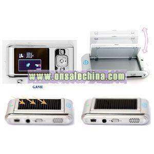 Solar-energy Digital MP4 Player