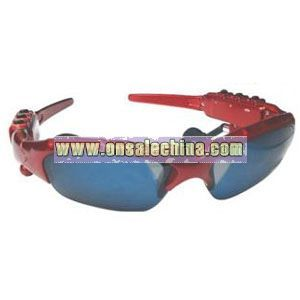 Sunglasses MP3 player