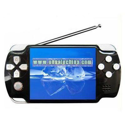 Analog TV MP4 Player