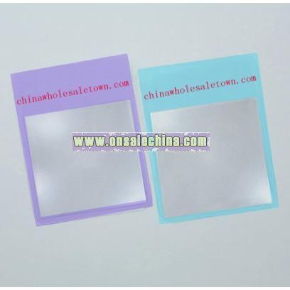 Card Magnifier Fresnel Lens