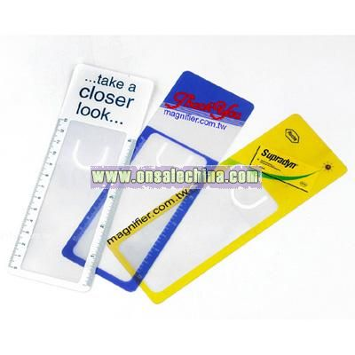 Bookmark Magnifier