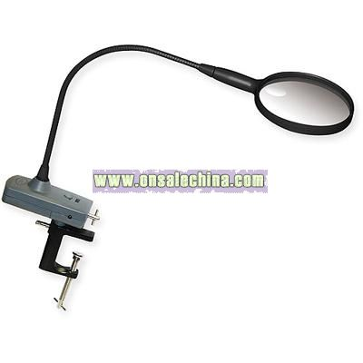 Magnifly Fly tying LED Lighted Magnifier