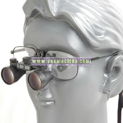 Low Vision Magnifiers