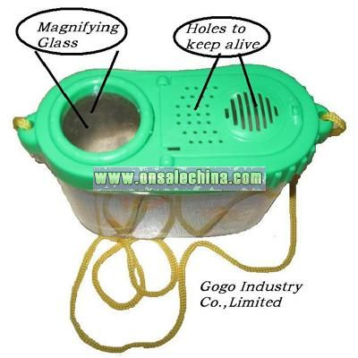 Magnifying Bug Container