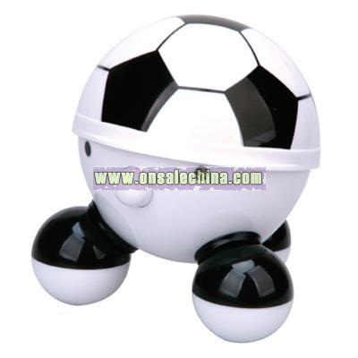 Soccer Ball Shaped Mini Massager