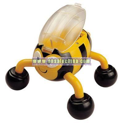 Bee Shaped Mini Massager