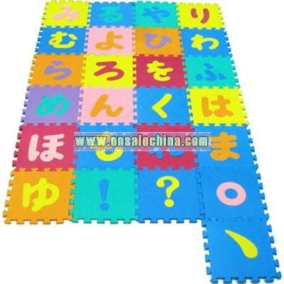 Eva Puzzle Mat Wholesale China Osc Wholesale
