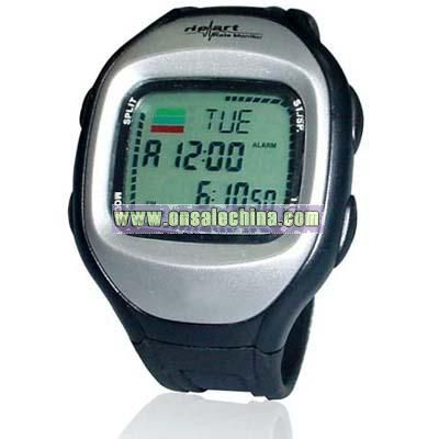 Heart Rate Monitor with BMI