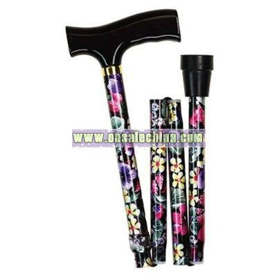 Healthcare Adjustable Folding Cane