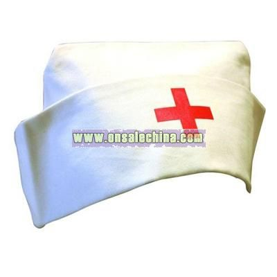 Nurse Costume Cap