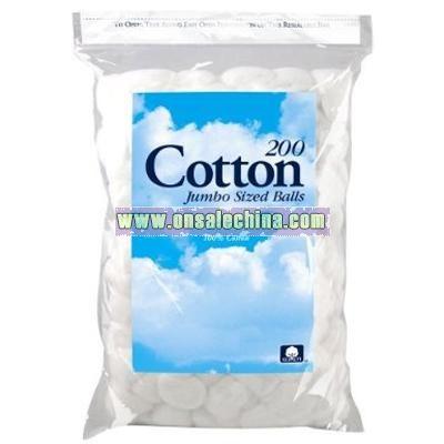 Cotton Balls 200-pk