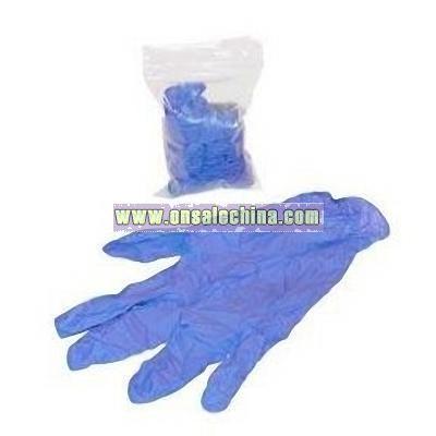 MEDICAL EXAMINATION GLOVES SMALL 2 PAIR/BAG