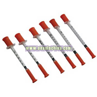 Insulin Syringe (CE Approved)