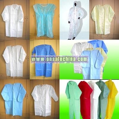 Disposable Surgical Gowns (Isolation Gowns)