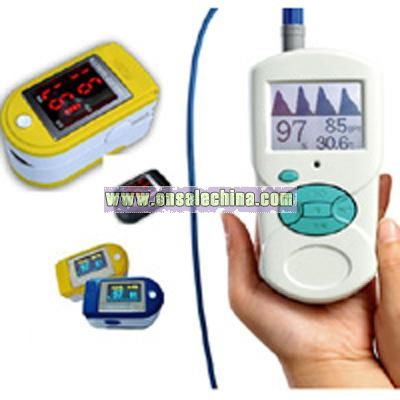 Fingertip Pulse Oximeters with FDA/SpO2 Oximeter