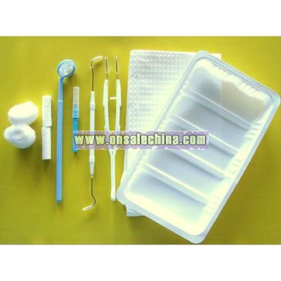 Disposable Oral Cavity Kit