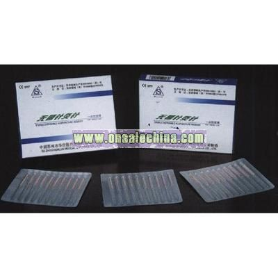 Sterile Disposable Acupuncture Needles (100 Needles/Box)