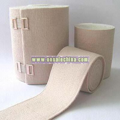 Woven and Fluffy Cotton Crepe Bandage