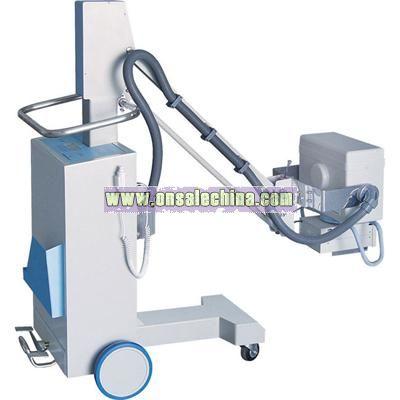 Hf Mobile X Ray Machine 100ma