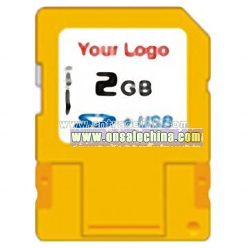 SD Family Double Card (USB + SD Card)