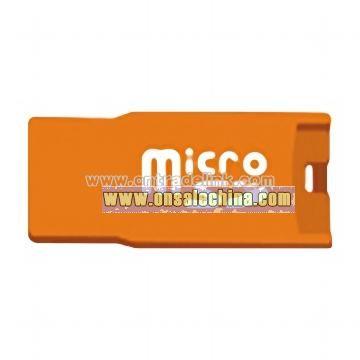 Flash Card Reader - Micro SD Reader