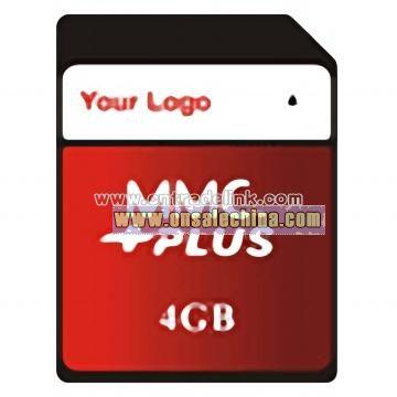 MMC Family MMC plus Card