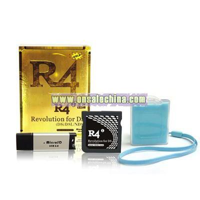 Gold R4I Revolution for DS (Ndsi/NDSL/NDS)