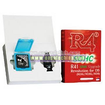 R4 SDHC Revolution for Nintendo DS