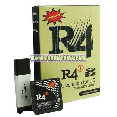 R4i SDHC Revolution for DS