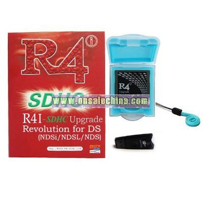 R4I (Sdhc-R4) for NDS/NDSL/NDSI