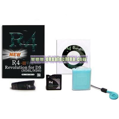 R4 III New Upgrade Revolution for DS (R4-III)